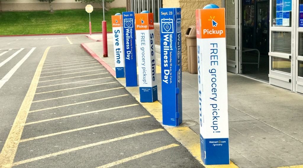 free Walmart grocery signs