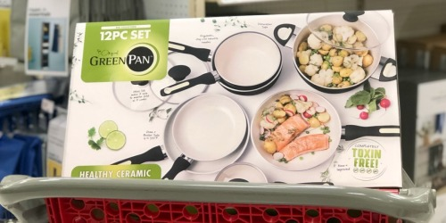 Up to 55% Off Cookware & Cutlery at Target | KitchenAid, GreenPan, T-fal & More