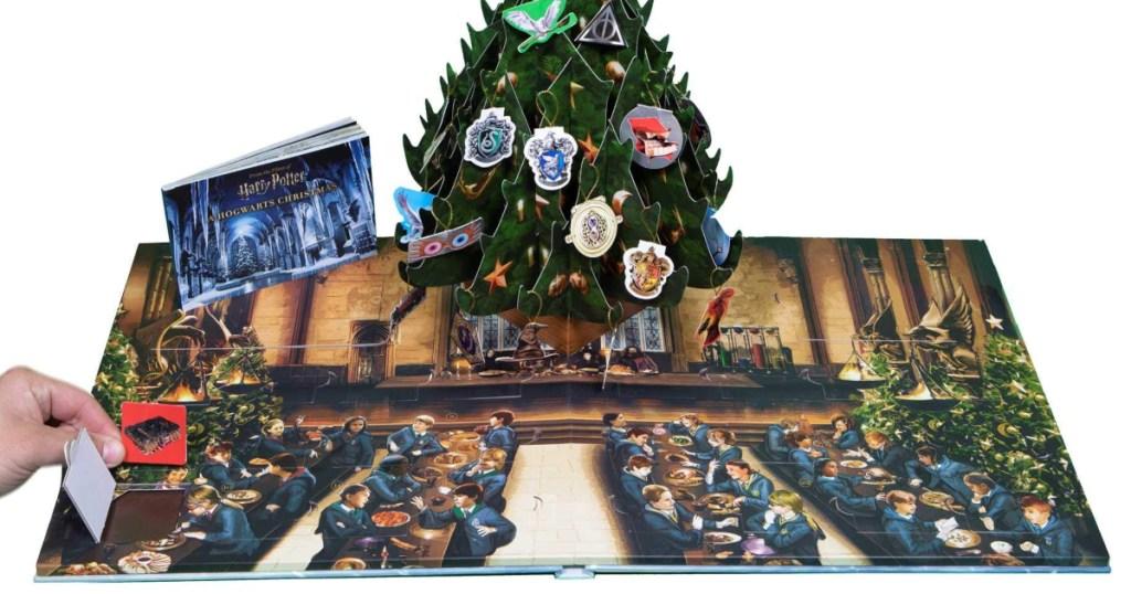 Harry Potter pop-up Advent calendar