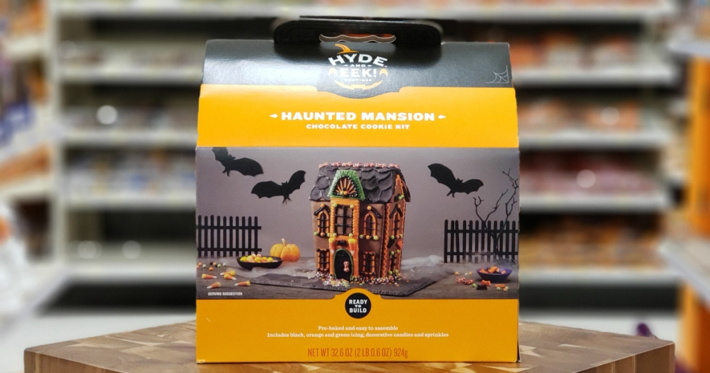 Haunted Mansion cookie kit