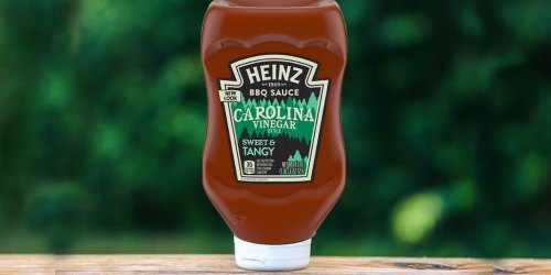 Heinz Carolina Vinegar Style BBQ Sauce 6-Pack Only $5.67 Shipped at Amazon