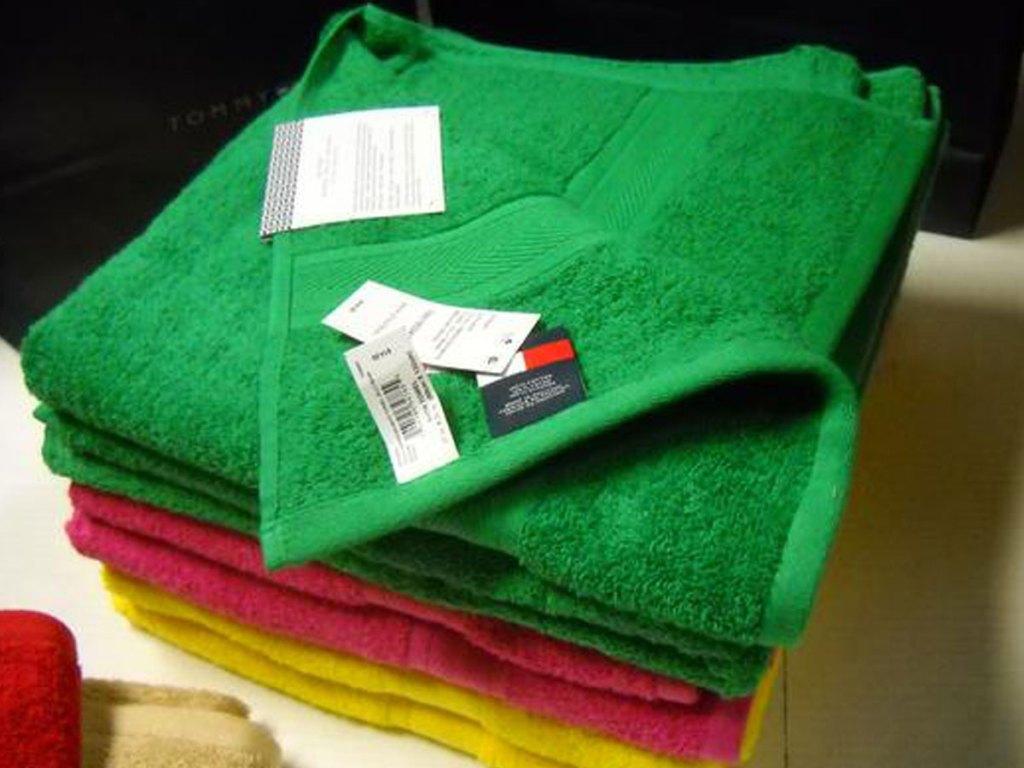 tommy hilfiger washcloths