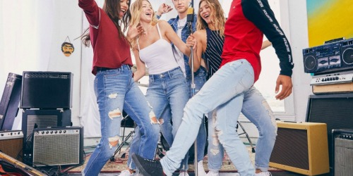 Up to 80% Off Women's & Men's Hollister Apparel | Sweatshirts, Jeans & More