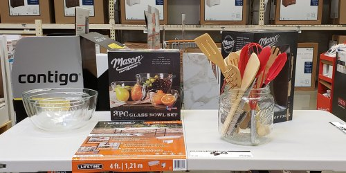 Kitchen Accessories Sets Just $5.88 at Home Depot | Tools, Cutting Boards & More