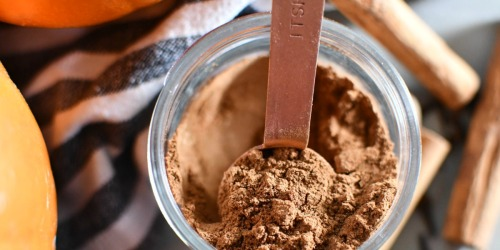 DIY Pumpkin Pie Spice Blend for Holiday Recipes