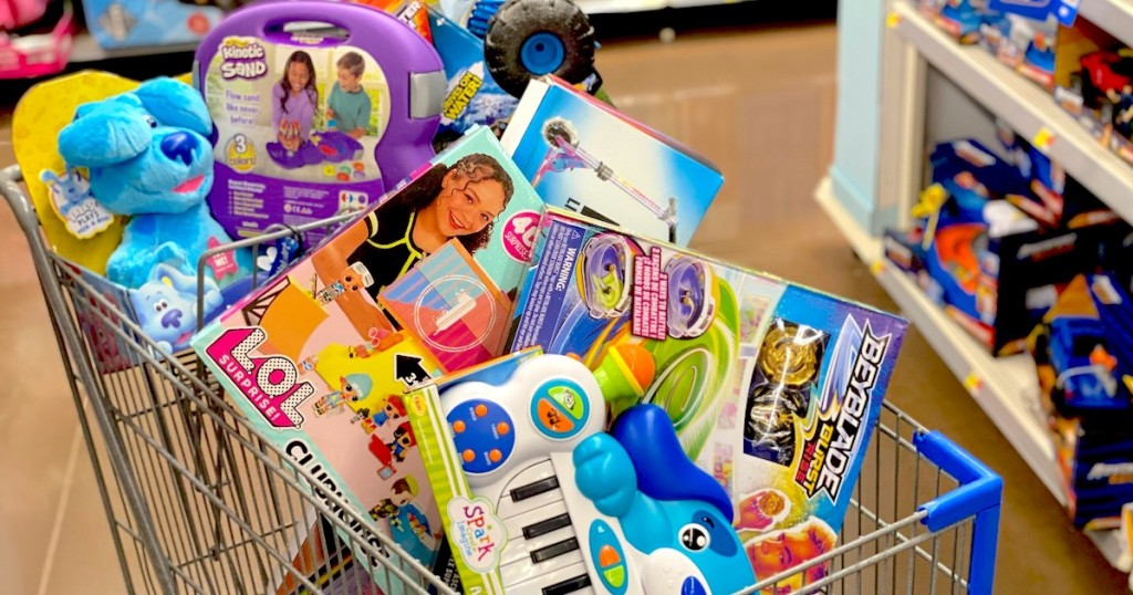 Walmart's Hottest Toys List for Christmas 2020 is Out Now | Hip2Save
