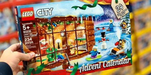 LEGO Advent Calendars Only $24.68