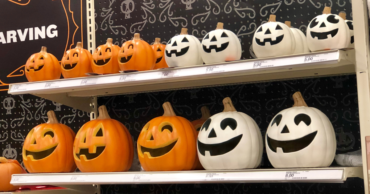Haunt Your House for Halloween With These FUN Finds From Target