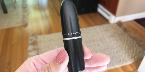 MAC 3-Piece Signature Stars Lipstick Set Only $19 at Macy's ($56 Value) + More MAC Deals