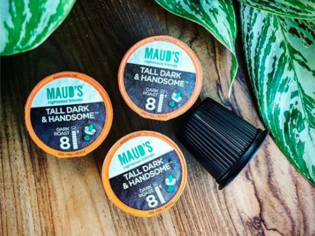 mauds tall dark and handsome pods