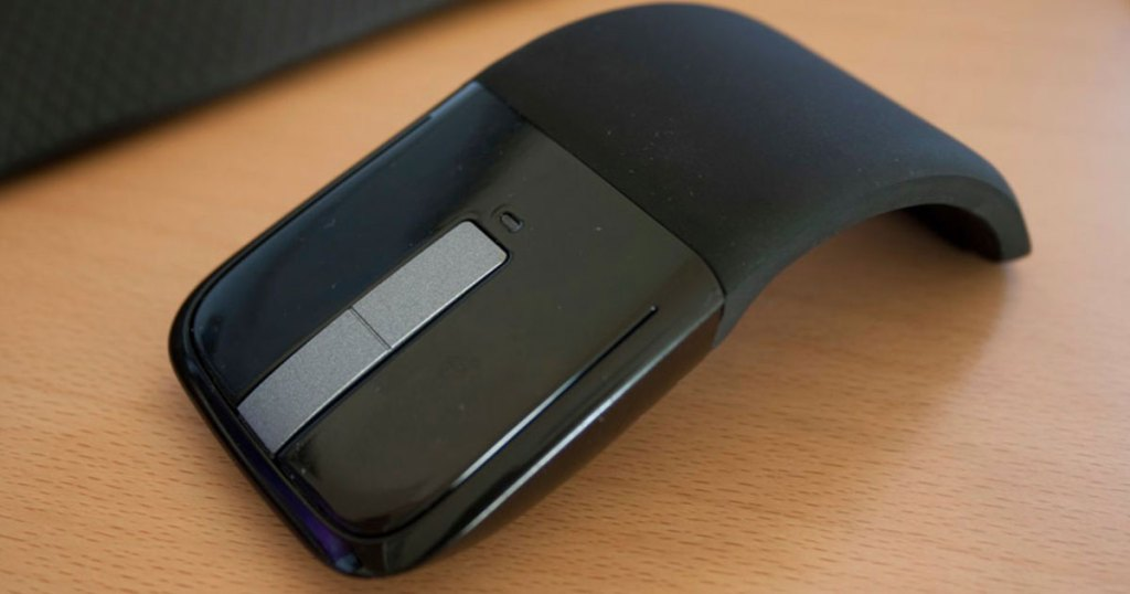 Microsoft Soft Arc Wireless Mouse