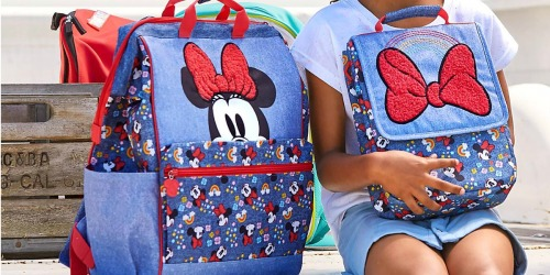 Up to 65% Off Disney Backpacks & Lunch Bags + Free Shipping
