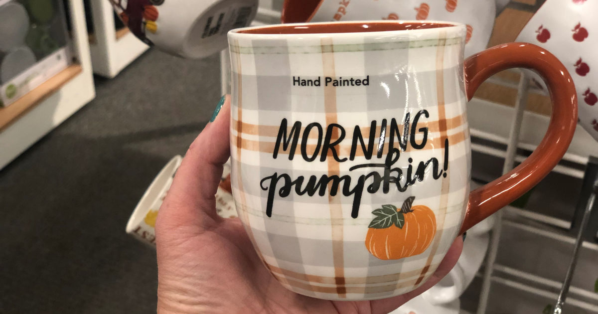 Fall Coffee Mugs As Low As 5 At Kohl S Regularly 16 Hip2save