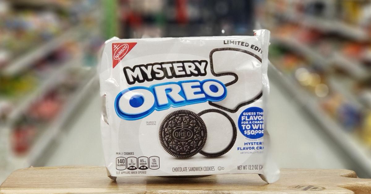 Mystery Oreos at Target