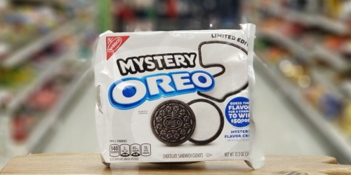 Guess This Mystery OREO Flavor and You Could Win $50,000
