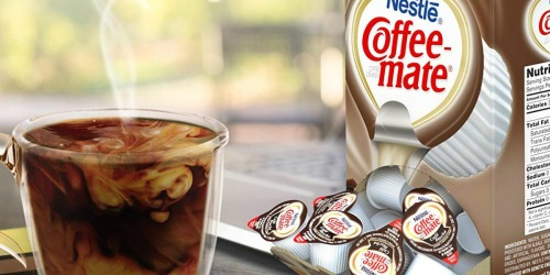 Nestle Coffee-Mate Mocha Coffee Creamer Singles 200-Count Only $13.80 Shipped at Amazon