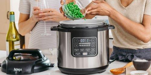Ninja 6-Quart Pressure Cooker Only $39.99 Shipped at Amazon (Regularly $100)