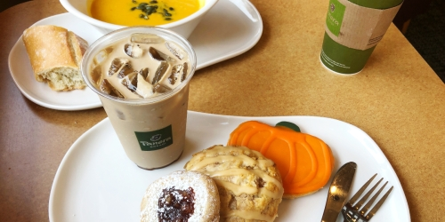 Panera Bread's 2019 Fall Menu Puts Cinnamon in the Spotlight
