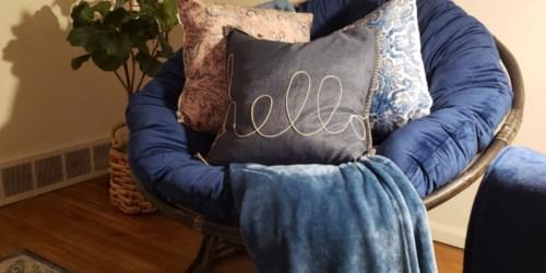 Papasan Chair + Cushion Only $79 at Pier1 (Regularly $180)