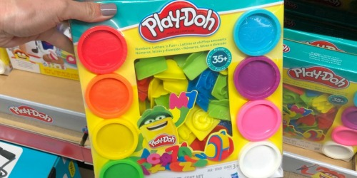 Up to 50% Off Play-Doh & Hasbro Games on Amazon