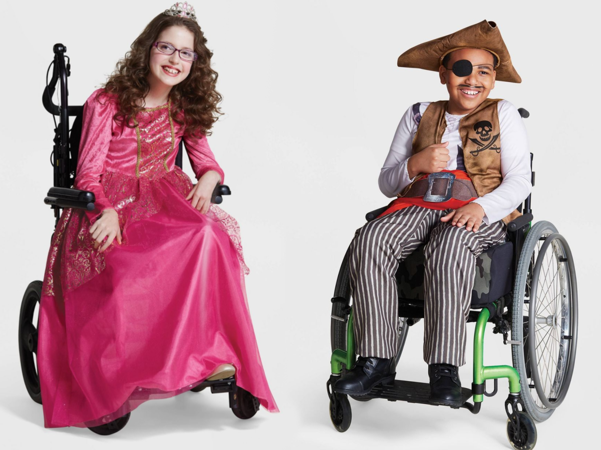 Up To 50 Off Adaptive Halloween Costumes At Target Prices