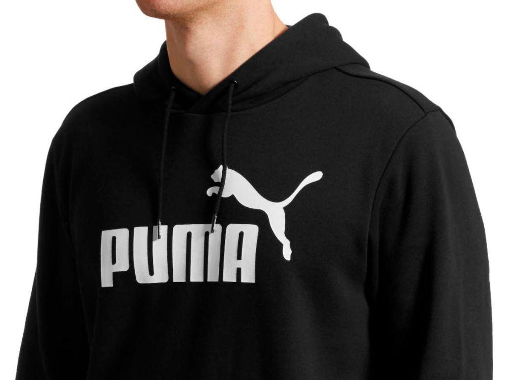 puma Essentials Men's Fleece Hoodie