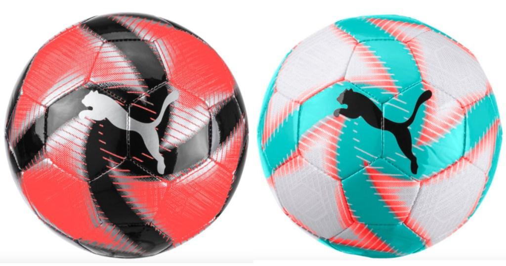 puma mini soccer balls
