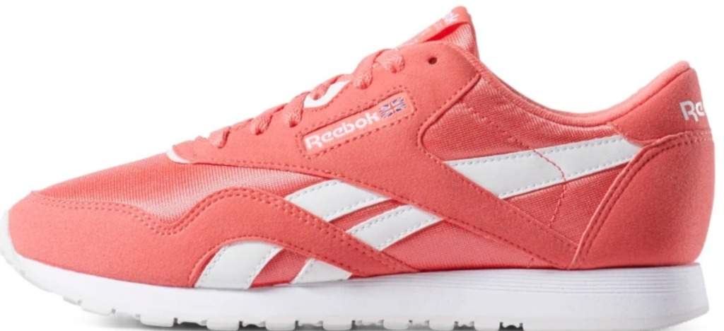 Up to 60% Off Reebok Shoes for the Family + FREE Shipping