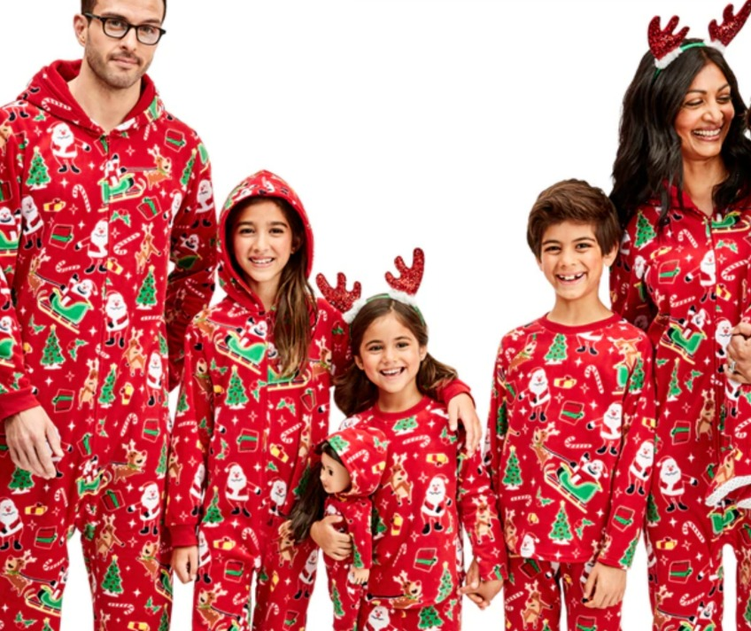 Family Christmas Pajamas 2019.30 Off The Children S Place Matching Pajamas For The Family
