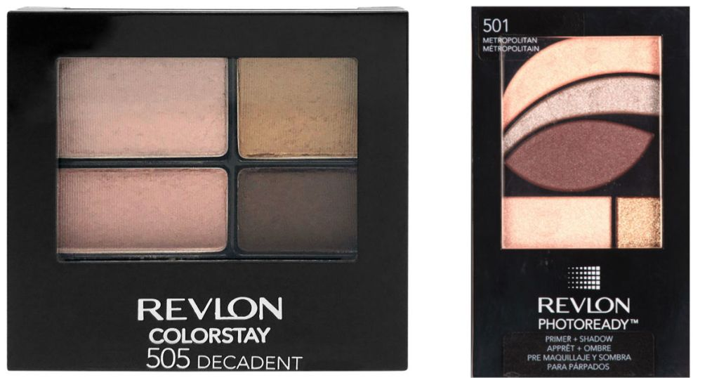 revlon colorstay and photoready makeup