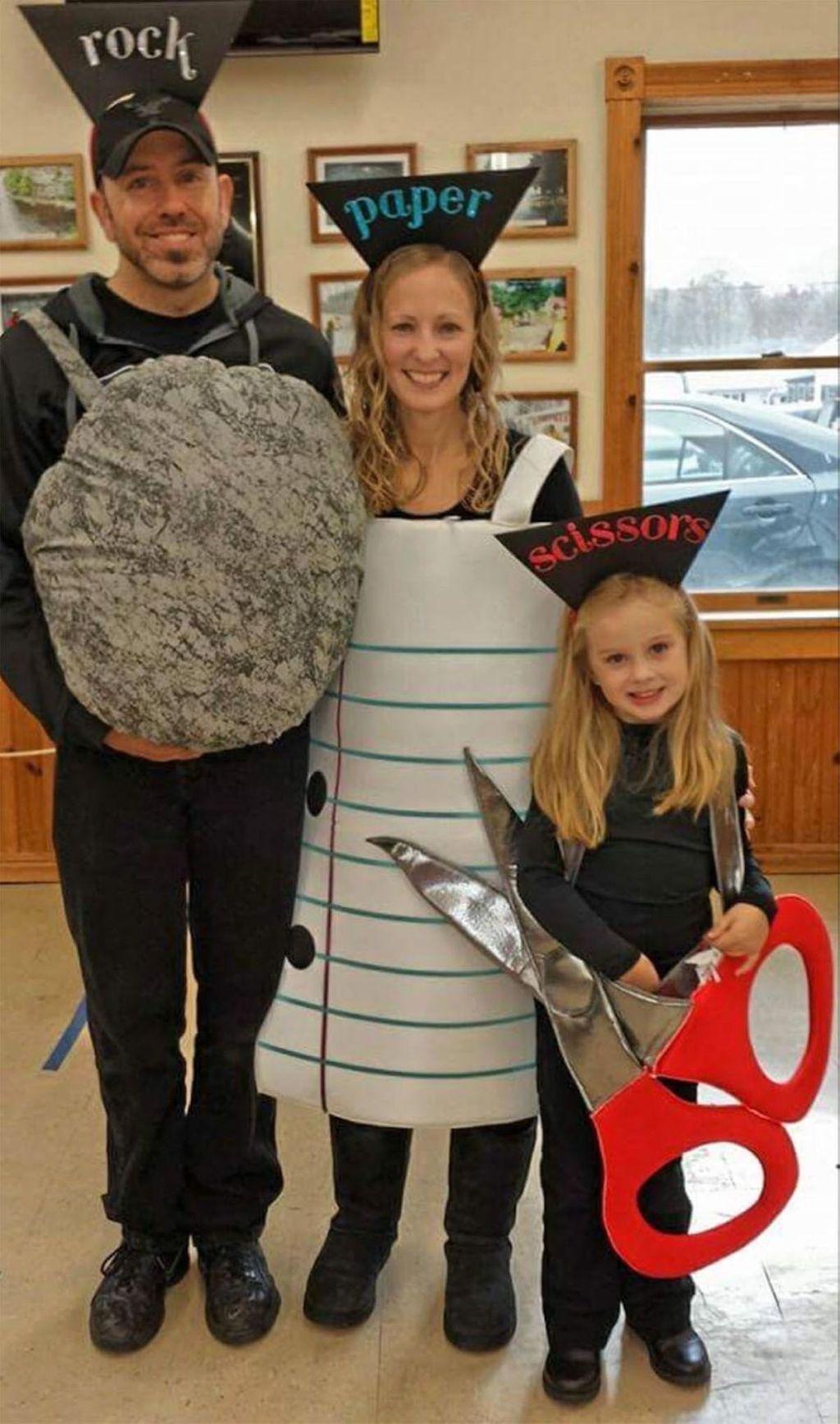 rock paper scissors halloween costumes