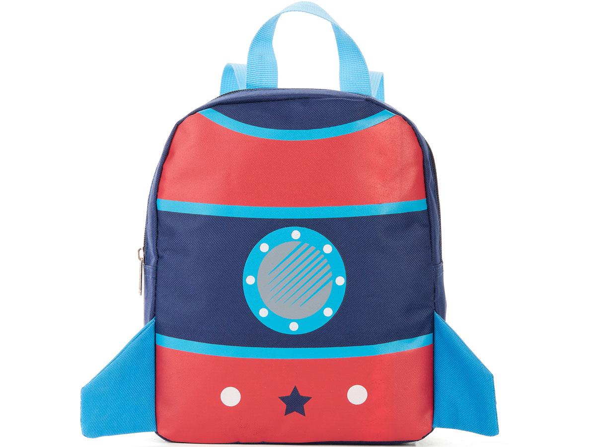 carried away little kids rocket backpack
