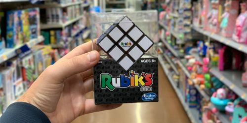 Rubik's Cube Puzzle Game Only $3.44 | Awesome Stocking Stuffer Idea