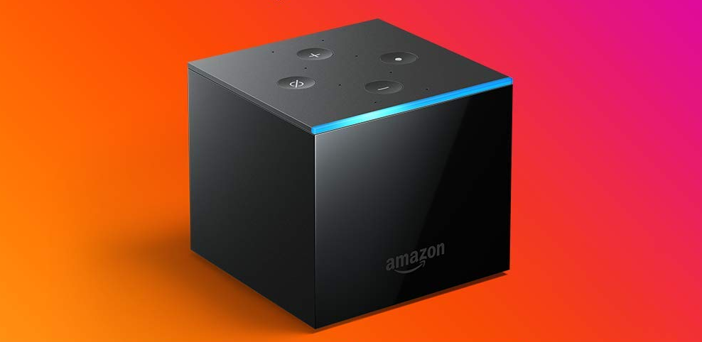 second-generation Fire TV Cube