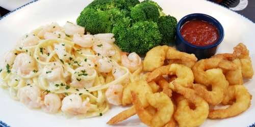 Red Lobster Endless Shrimp is Back