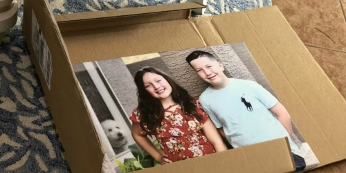 Canvas Photo Prints as Low as Under $8 Each Shipped from Easy Canvas Prints