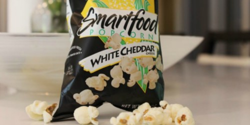 Smartfood White Cheddar Popcorn 40-Pack Only $11 Shipped at Amazon + More