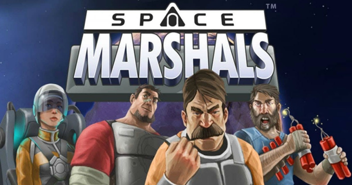 space marshals game
