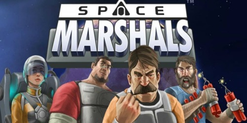 Space Marshals iOS or Android App Just 99¢ (Regularly $5)
