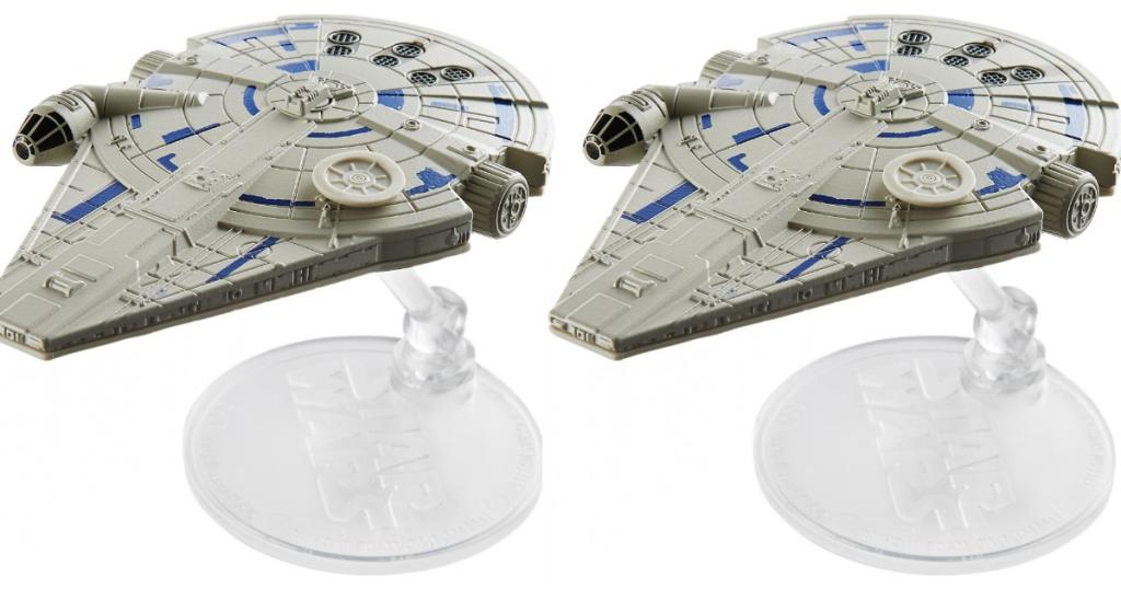 two star wars falcon
