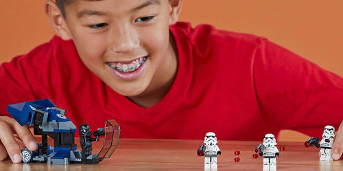 LEGO Star Wars 20th Anniversary Edition Building Kit Just $11.99 (Regularly $20)