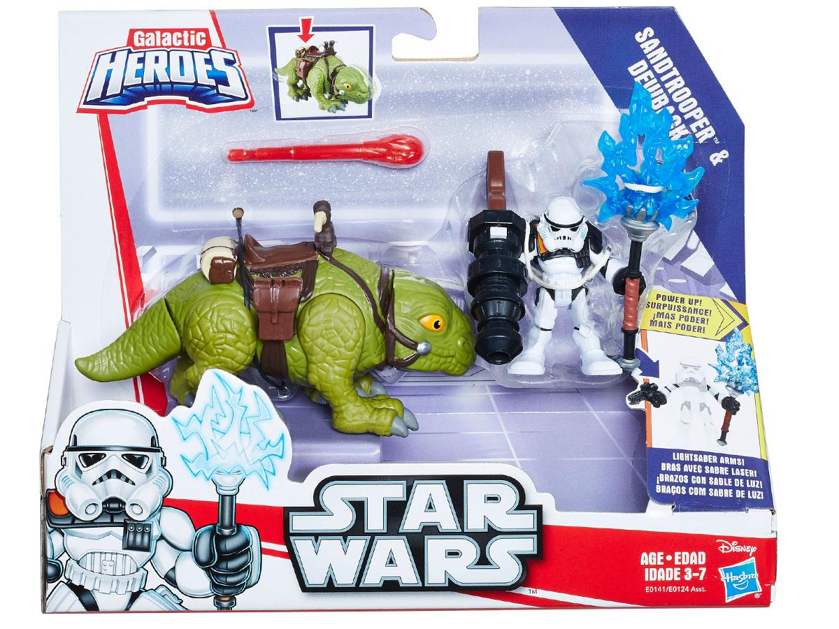 star wars galactic heroes sandtrooper