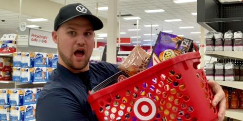 Target Pumpkin Spice Haul – Stetson Samples All the Fall Seasonal Goodies He Can Carry