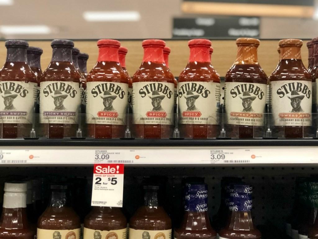 stubb's bbq saue in-store