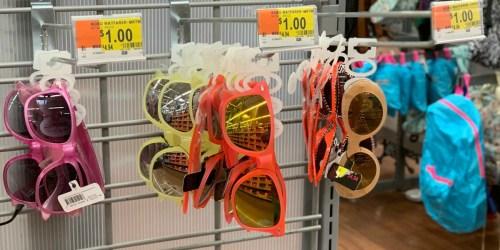 No Boundaries Kids Sunglasses Only $1 at Walmart