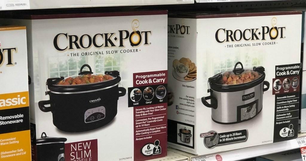 crock-pot cook & carry at target