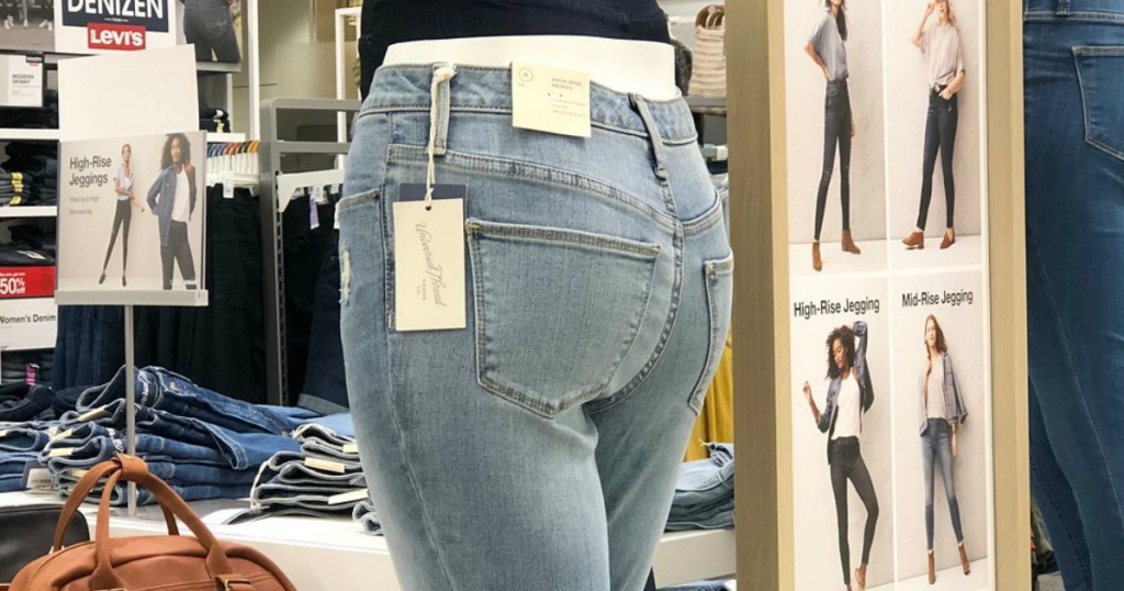 universal thread women's jeans at target