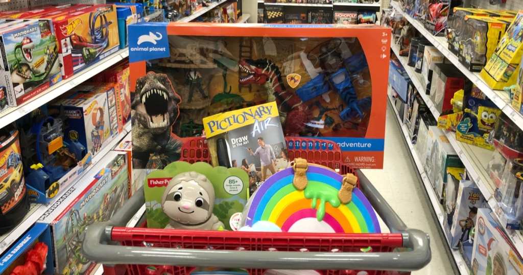 Christmas List 2019.Target S Top Toys List Reveals Hottest Christmas Toys Of 2019
