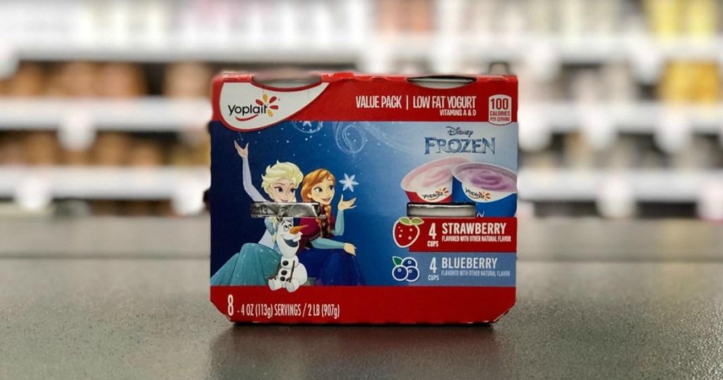 yoplait disney frozen kids' yogurt at target