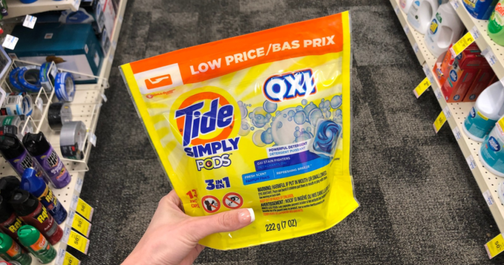 tide simply pods 3 in 1